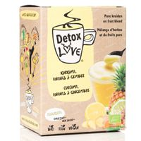 DetoxLove Thee Bio 5  zakjes