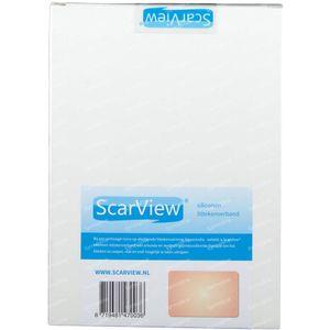 Scarview Elastisch Silikon 10x15 cm SCARV03 2 st