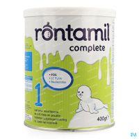 Rontamil 1 Complete Zuigelingenmelk 0-6Maanden 400 g