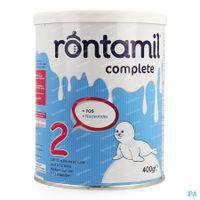 Rontamil 2 Complete Zuigelingenmelk 6-12Maanden 400 g