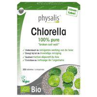 Physalis Chlorella 200  comprimés