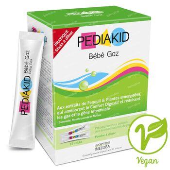 Pediakid Gaz Baby 12 stick(s)