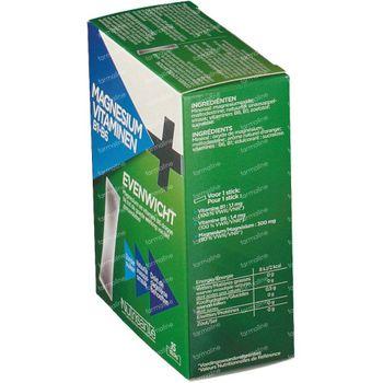 Nutrisanté Magnesium + Vitamin B1-B6 15 stift