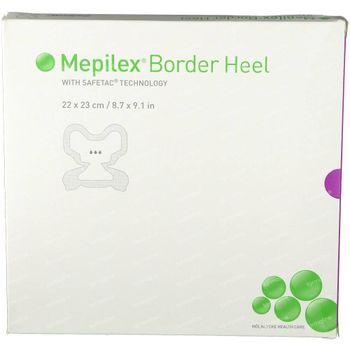 Mepilex Border Heel 22x23 cm 282750 6 st