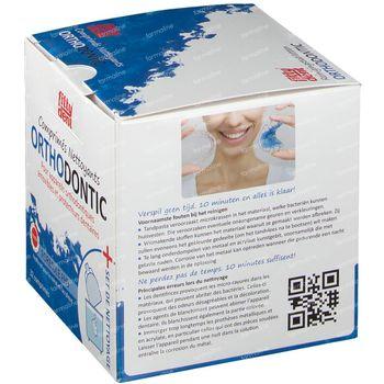 Fittydent Ortho Reinigungsset 1 shaker