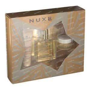 Nuxe Coffret Cadeau Best Sellers 50+15+30 ml