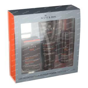 Nuxe Geschenkkoffer 'Must Have' Mannen 50+35+200 ml