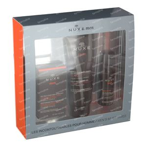 Nuxe Gift Box 'Must Have' Men 50+35+200 ml