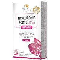 Biocyte Hyaluronic Forte Full Spectrum 30  kapseln