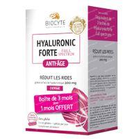 Biocyte Hyaluronic Forte Full Spectrum Pack 3x30  kapseln
