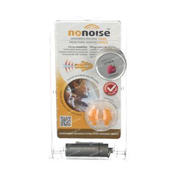 NoNoise Gehörschutz Reisen + Strawberry Lips Limited Edition 1 st