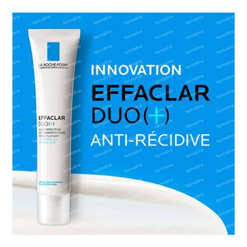 La Roche-Posay Effaclar Duo(+) Soin Anti-Imperfections 40 ml