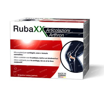 Rubaxx Arthron 30 sachets