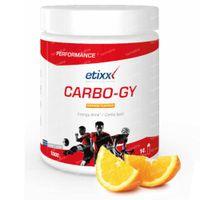 Etixx Carbo GY Sinaasappel 1 kg poeder