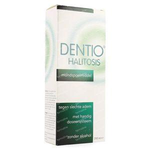 Dentio Halitosis Mundspülung 250 ml