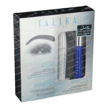 Talika Lipocils Platinum + GRATIS Eye Dream Creme 17+15 ml