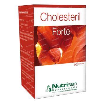 Nutrisan Cholesteril Forte Neue Formel 90 kapseln