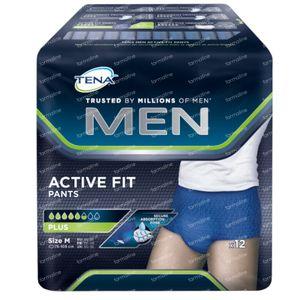 TENA Men Pants Plus Medium 12 pièces