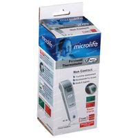 Microlife Thermomètre Frontal à Infrarouges Sans Contact NC150 1 pièce