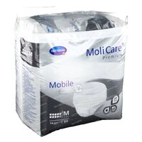 Hartmann Molicare Premium Mobile 10 Drops Medium 14 st