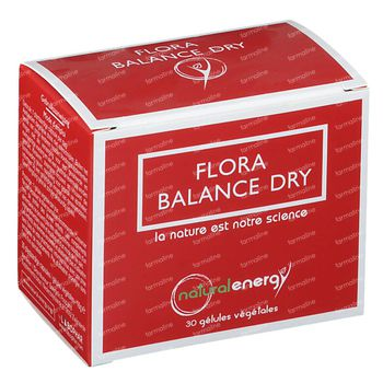 Natural Energy Flora Balance Dry 30 tabletten