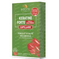 Biocyte Keratine Forte Full Spectrum 40  capsules