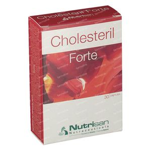 Nutrisan Cholesteril Forte Nuova Formula 30 capsule
