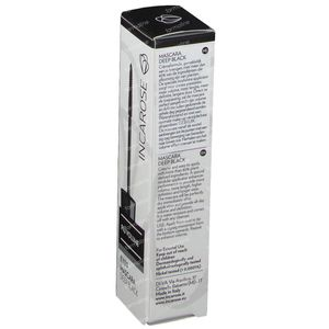 Incarose Mascara Deep Black 12 ml