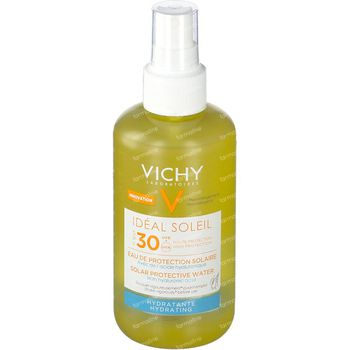 Vichy Idéal Soleil Solar Protective Water Hydrating SPF30 200 ml