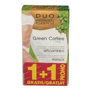 Green Light Coffee Duo 1+1 GRATIS 2x60 stuks Tabletten
