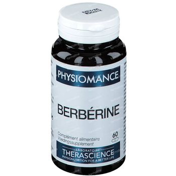 Physiomance Berbérine PHY312B 60 tabletten