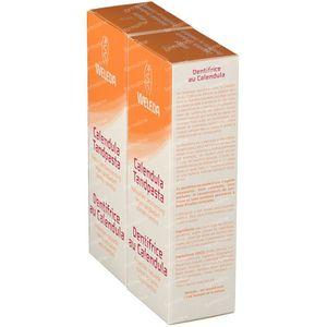 Weleda Toothpaste Calendula Duo 2x75 ml