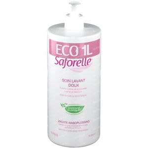 Saforelle Solution Lavante Douce 1 l