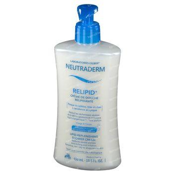 Neutraderm Relipid+ Crème de Douche 400 ml