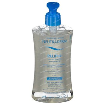 Neutraderm Relipid+ Huile Lavante 400 ml