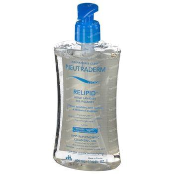 Neutraderm Relipid+ Wasolie 400 ml