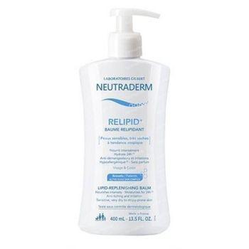Neutraderm Relipid+ Baume 400 ml