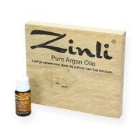 Zinli Huile d'Argan Pure-Non Raffinée 15 ml