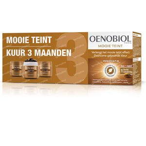 Oenobiol Schöner Teint Behandlung 3Monate  3x30 kapseln