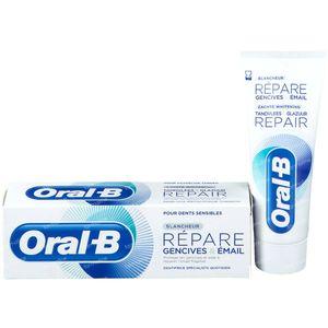 Oral B Zahnpasta Gum & Emaille Repair Gentle White 75 ml