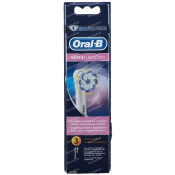 Oral B Nachfüllung EB60 Sensitive 3 st