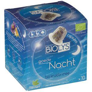 Biolys Gute Nacht Bio 10 kapseln