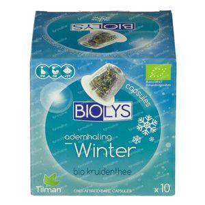 Biolys Winter Bio 10 kapseln