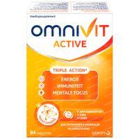 Omnivit Active - Immuniteit & Energie 84  tabletten