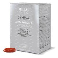 O'HISA SkinNutraceuticals Antioxidantien 30  softgels