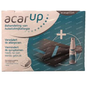 Acar'Up Kit Uno Textile 210x100 cm + Spray 50ml 1 set