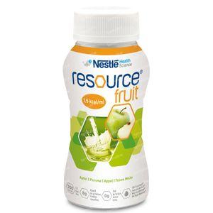 Resource Fruit Appel 4x200 ml
