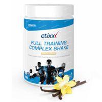 Etixx Full Training Complex Shake Vanille 1 kg