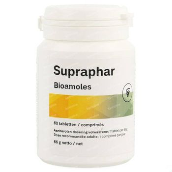 Supraphar 60 tabletten