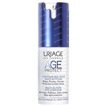 Uriage Age Protect Multi-Action Oogcontour 15 ml